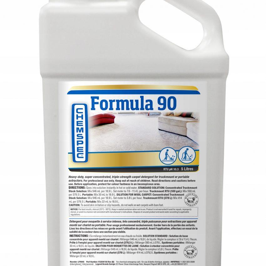 Chemspec liquid formula 5 cena
