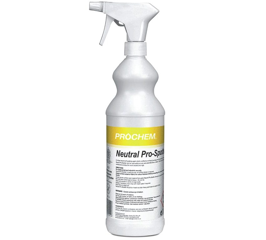 Odplamiacz o neutralnym pH do wełny