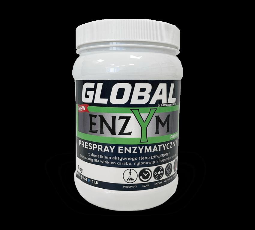 prespray enzymatyczny do tapicerek